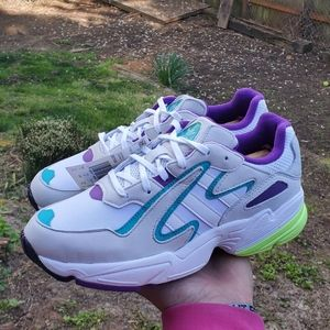 New women's Adidas Yung 96 chasm